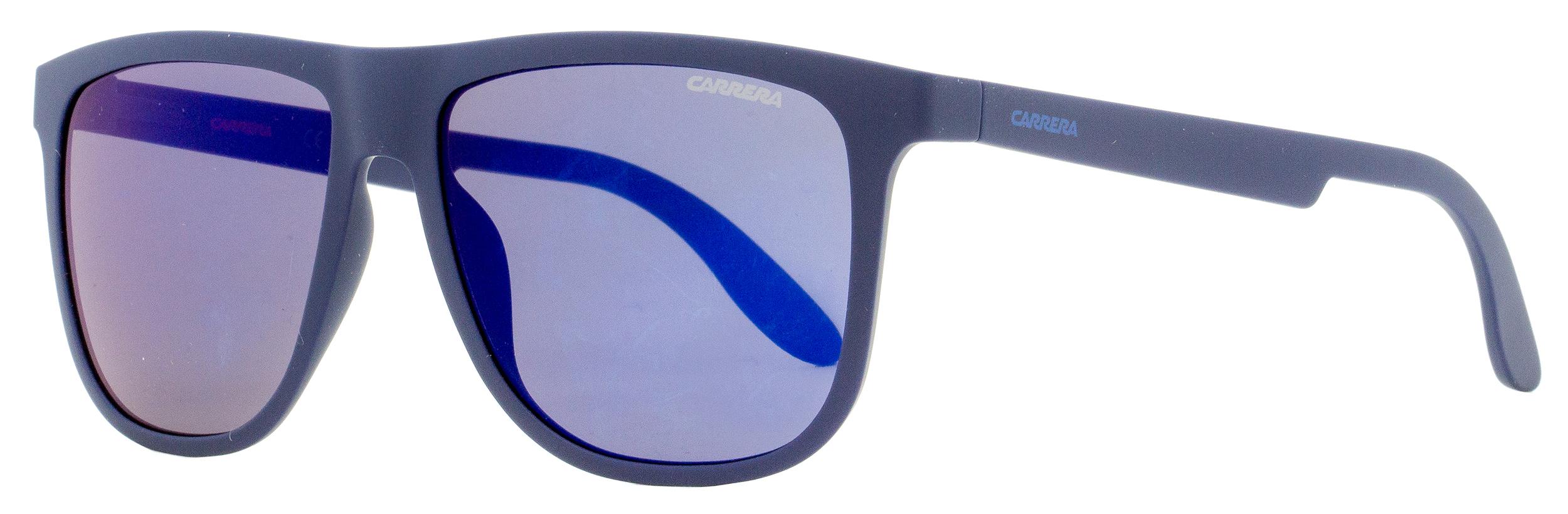 Carrera Rectangular Sunglasses 5003/ST KRWXT Matte Dark Blue