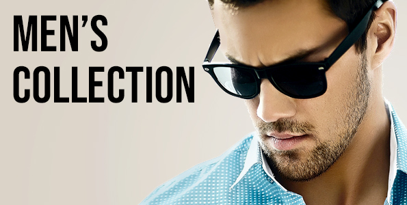 Men's Sunglasses and Eyeglasses
